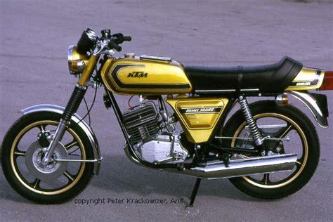 historische motorradmarken die modelle ktm