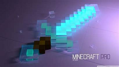 Minecraft Wallpapers Herobrine Pickaxe Cool