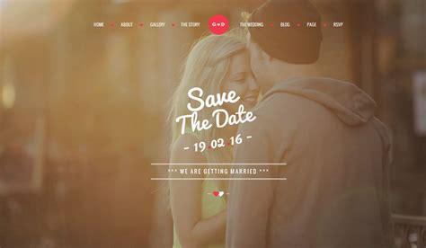 wedding website templates  premium