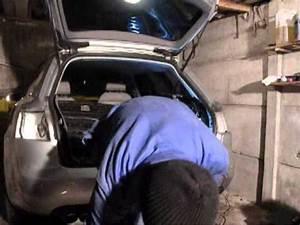 Audi A4 B7 D U00e9montage Pare Choc Arri U00e8re Montage Radar De