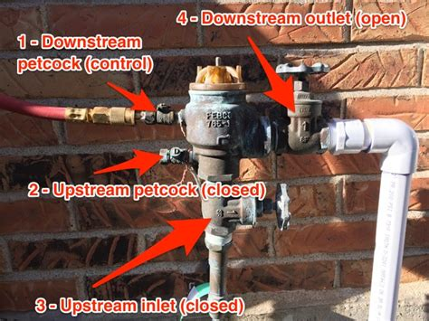 winterizing your irrigation system with a febco 765 1 backflow preventer jeff geerling