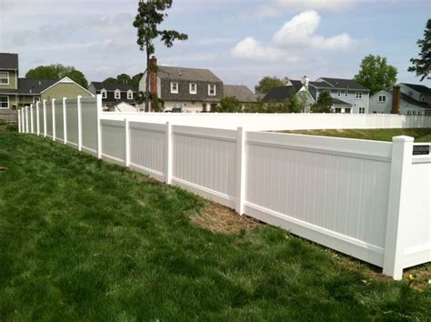 4 Ft & 6 Ft High Pvc Privacy Fence