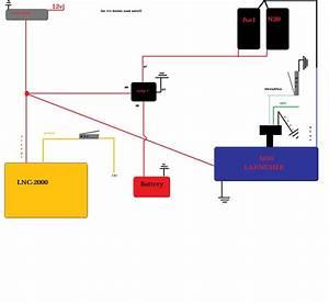 Lnc-2000 And Nos Launcher Wiring  - Ls1tech