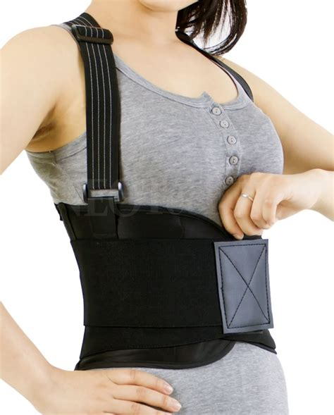 Amazon.com: Back Brace with Suspenders for Men, Support