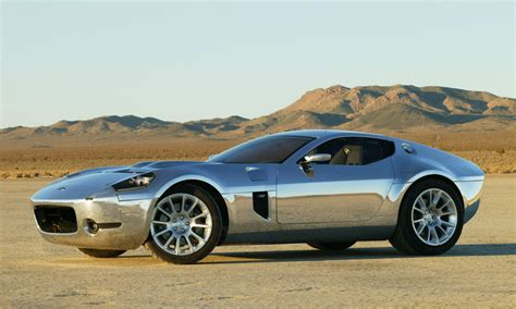 Ford Shelby Gr1 by Superformance Ford Shelby Gr 1 Concept Cool Material