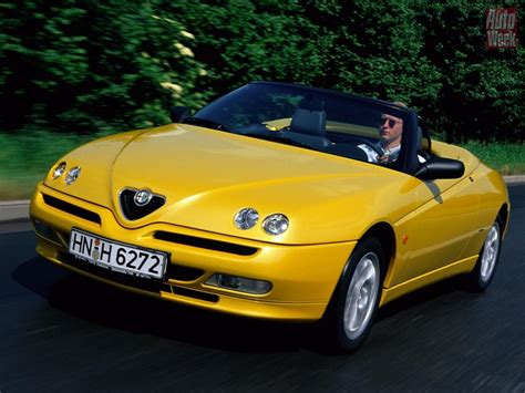 Other Spider 916 For Sale, Alfa Romeo 916