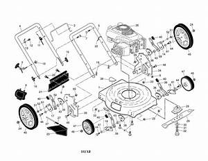 Weedeater Lawn Mower Parts