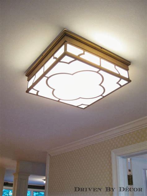 low profile kitchen lighting flush mount kitchen ceiling light low profile flush 7199