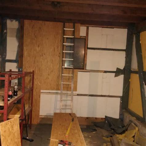 Garage Mit Osb Platten Verkleiden  Ein Bauernhaus