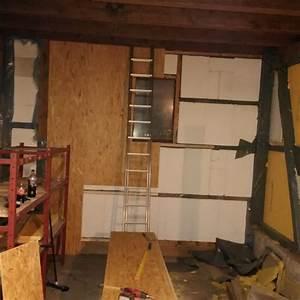 Osb Platten Verkleiden : garage mit osb platten verkleiden ein bauernhaus renovieren umbauen ~ Markanthonyermac.com Haus und Dekorationen