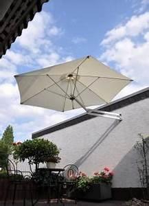 balkon sonnenschirm online bestellen bei yatego With französischer balkon mit leco sonnenschirm blüte
