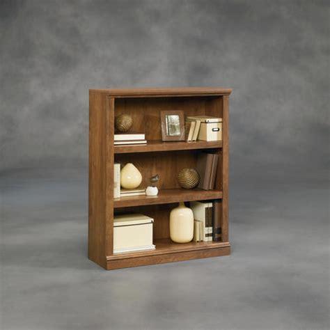 Sauder Select Oiled Oak 3shelf Bookcase At Menards®
