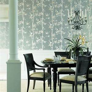 Quick Home Makeovers: Wallpaper Ideas