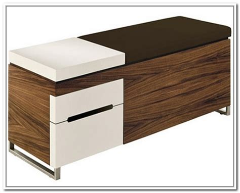 ottoman with drawers storage file storage ottoman inserts multifunction feature in