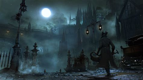 Witcher 3 Landscape Wallpaper Five Ways 39 Bloodborne 39 Could Still Be Improved