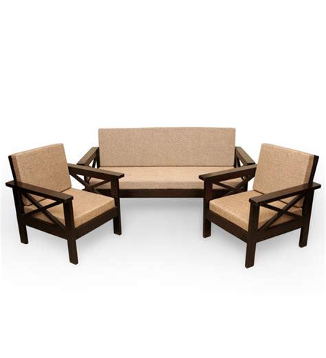 Sofa Set Made Of Wood by Wooden Sofa Sets India Sheesham Wood Sofa Sets Indian