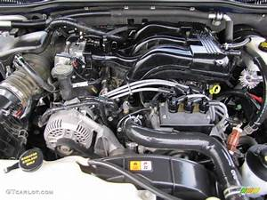 2004 Ford Explorer Engine 40 L V6