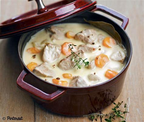 cuisine blanquette de veau à l ancienne recette de blanquette de veau à l 39 ancienne ligne en ligne