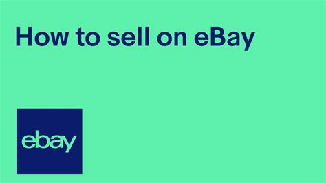 How to sell on eBay - official UK video | eBay for ...