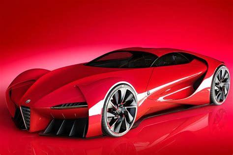 This Alfa Romeo Supercar Is The Stuff Of Dreams