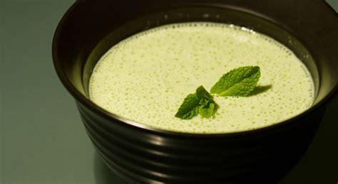 recette de cuisine pour maigrir recette minceur soupe froide de concombre