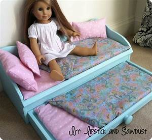 american girl doll daybed plans » woodworktips