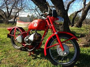 Vintage 1960 Allstate 150  Puch  Great Barn Find    Rocket
