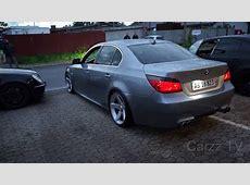 BMW e60 YouTube