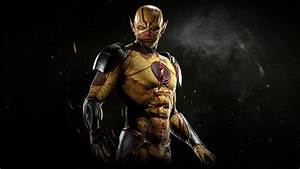 Reverse Flash Injustice 2 Game Wallpapers - New HD Wallpapers