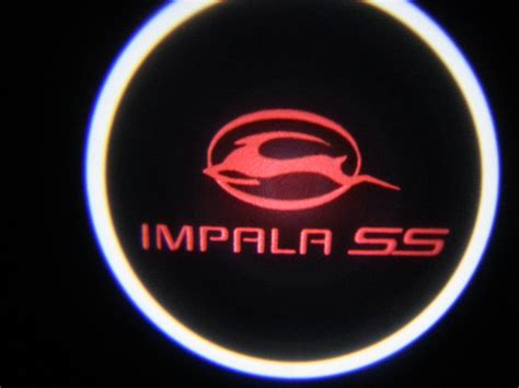 Midwest Street Ryders » Impala SS logo puddle ghost Lights ...