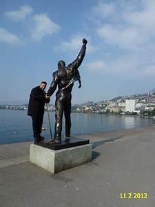Image Gallery montreux freddie mercury statue