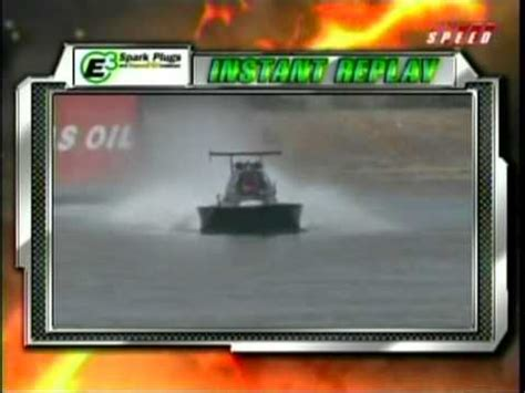 Drag Boat Racing Accidents by Drag Boat Racing Tony Scarlata After