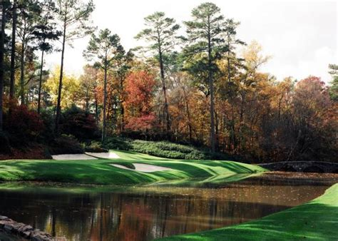 masters   critical ways augusta national  play