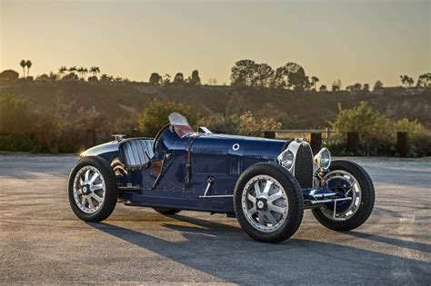 Early Bugatti Models by Driving A Pur Sang Type 35 Bugatti Bloomberg