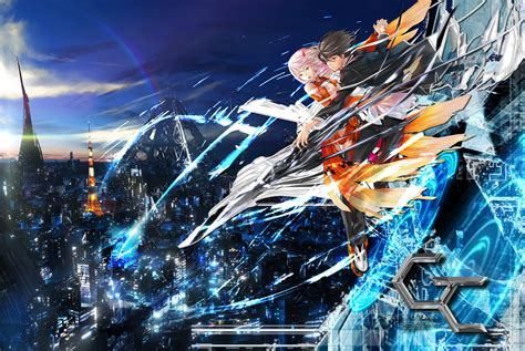 Anime Wallpaper Guilty Crown - anime guilty crown hd wallpaper and background