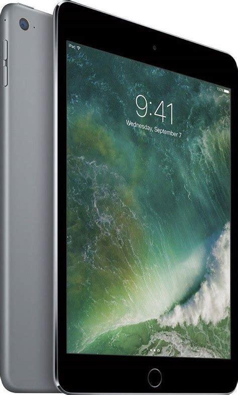 refurbished apple ipad mini  gen gb wi fi  cellular unlocked space gray walmartcom