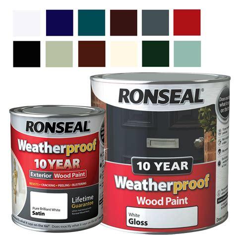ebay listing weatherproof  year exterior wood paint