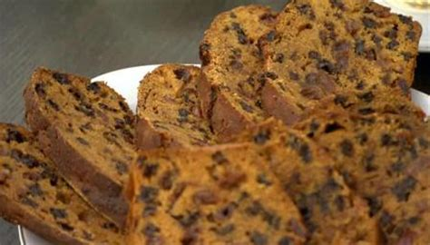 bbc food recipes chai spiced ginger  date tea loaf