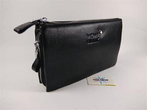 jual beli tas tangan handbag pria kulit asli import mont