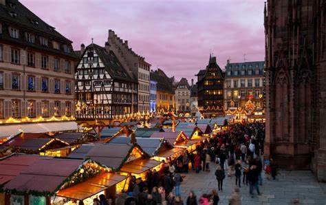 Twelve Traditions That Makes A Euro Christmas
