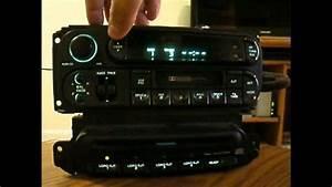 Chrysler Radio Cd Changer Testing
