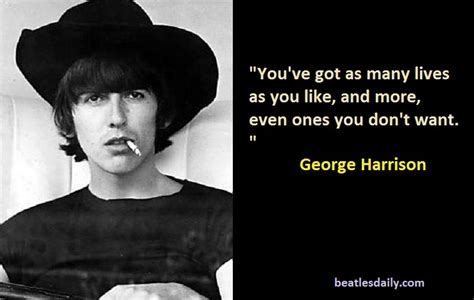 significant george harrison quotes  george harrison