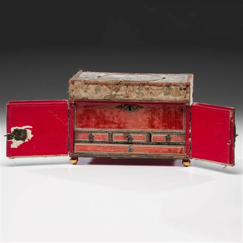 charles ii needlework casket cowan s auction house the