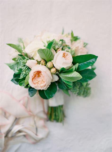 gorgeous garden rose bridal bouquets deer pearl