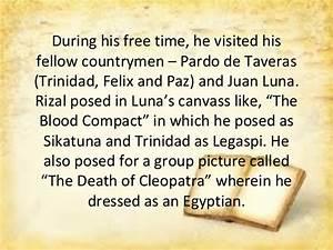 Rizal first trip abroad