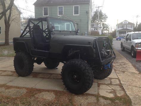 wrangler cj cj monster jeep custom hot rod rock