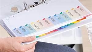 Private Unterlagen Sortieren Struktur : register g nstig kaufen avery zweckform fachshop ~ Watch28wear.com Haus und Dekorationen