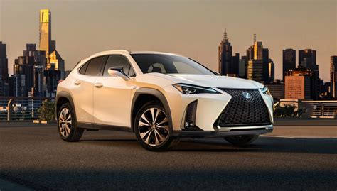 2019 Lexus Ux Compact Crossover Revealed  The Torque Report