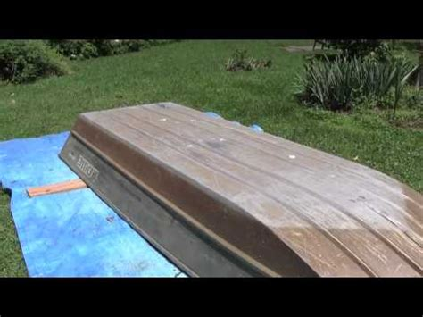 Boat Paint At Lowes by 14 Lowe Jon Boat Painting Part 1 Paint The Boat A