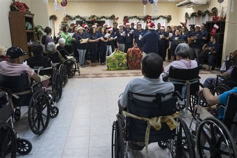 Gta Carolers Bring Cheer To St. Dominic's Senior Care Home